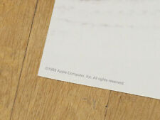 APPLE THINK DIFFERENT POSTER - JIM HENSON / 24 x 36 by STEVE JOBS 61 x 91 CM