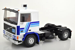 Road Kings 1977 Volvo F1220 White/Blue 1/18 Scale New Release! LE of 500