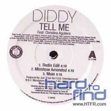Diddy, P. Diddy - Tell Me [New Vinyl]