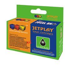 4 BLack  JETPLAY ink cartridges to Replace HP Multipack HP364 HP364XL
