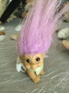 Vintage Baby Troll Doll