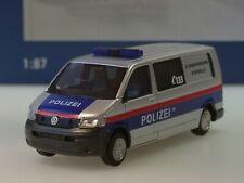 Rietze VW T5 '03, Polizei Schwerverkehrskontrolle/ AT - 51874 - 1:87