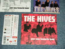 The HIVES Japan 2002 VICP-61873 NM CD+Obi+Sticker YOUR NEW FAVOURITE BAND