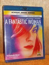 A Fantastic Woman (Blu-ray, 2017) NEW Sebastián Lelio LBGTQ trans interest drama