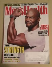 Men's Health Magazine May 2019 Terry Crews THE STRENGTH ISSUE Exercise 6