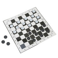 Chess InternationalCheckers Brain Game Foldable Family Intellectual Baby Toy