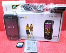 NEW SPRINT LG OPTIMUS LG670 SMARTPHONE                                   T7-A7