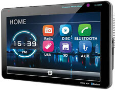"Power Acoustik PD1032B 10"" Double Din Receiver With Bluetooth"