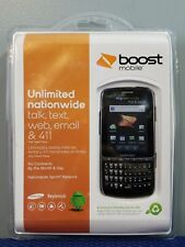 Samsung Replenish SPH-M580 Black Boost Mobile NEW SEALED