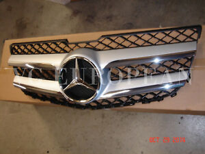 Mercedes-Benz GLK-Class Genuine Front Grille Assembly NEW GLK250 GLK350 2013-up
