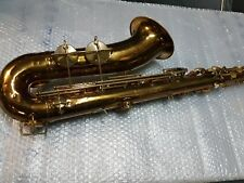 60's CLEVELAND / KING by H N WHITE TENOR SAX / SAXOPHONE - made in USA