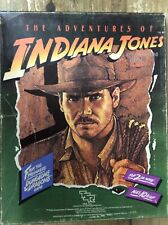 The Adventures Of Indiana Jones (no Dice) Tsr Used