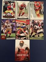 2008-2014 PATRICK WILLIS San Francisco 49ERS Lot 7 MUST SEE Look !