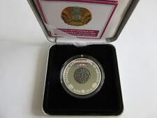 Kazakhstan 500 Tenge plata 2008 SARAIJUK siglo XIV - Kazajistan