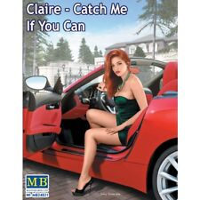 Master Box 1/24 Claire - Catch Me If You Can # 24021