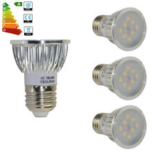 4x E27 6W ES LED Bulbs SMD Lamps Spotlight Energy Saving Lamp Warm White Light