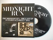 MIDNIGHT RUN & THE LAST : NOT WHAT YOU EXPECT / BRICK WALL ▓ CD ALBUM ▓