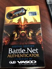 Blizzcon 2011 Diablo Battle.net Authenticator