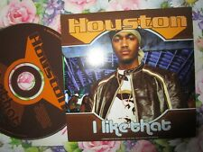 Houston – I Like That Capitol Records – HOUSTON01 Promo CD Single