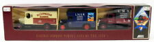 Lledo Diecast 3 Piece Set 25418 - Railway Express Parcel Vans Of The 1930s