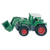 Fendt Tractor + Front Loader Siku - 1039 Toy