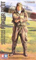 TAMIYA 1/16 SECONDA GUERRA MONDIALE imperiale giapponese blu navy fighter SPIA #