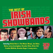 Irish Showbands - The Best Of (Various Artists) Joe Dolan, Margo BoxSet 3CD