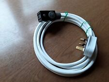 New Mains Power Lead For Bell Howell 16mm And Some 8mm Projectors