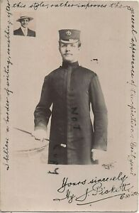 Police Officer Henry J Pickett unknown Constabulary or Special Constabulary