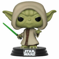 Hooded Yoda Battlefront Star Wars Funko Pop Vinyl New in Mint Box + P/P
