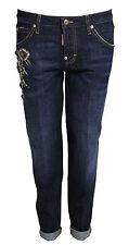 DSQUARED d2 Womens JEANS fornì Jean Tg. IT 38 D 32 * Nuovo Special s75la0622