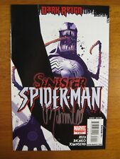 Wow! DARK REIGN: SINISTER SPIDER-MAN #1 **SIGNED BY CHRIS BACHALO!** COA