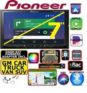 GM CAR-TRUCK-VAN-SUV NAVIGATION BLUETOOTH CARPLAY ANDROID AUTO CAR RADIO STEREO