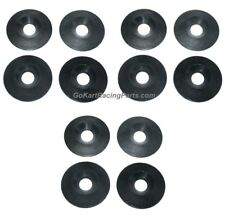 12) Seat Conical Washer Kit Body Mounting Washers Go Kart Racing Drift Trike