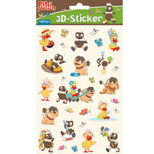 Pittiplatsch 3d Sticker - DDR Produkte Geschenkkarte