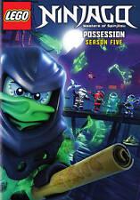 LEGO Ninjago: Masters of Spinjitzu - Possession - Season Five 2 DISC SET DVD