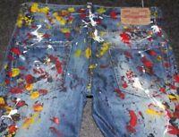 DSQUARED2 S/S 2010 ARTIST JEANS HOSE PANTS TROUSERS 46 PANTALONE CREATOR JEANS