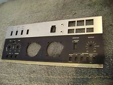 TEAC A-6100/6300  REEL TO REEL TAPE DECK BOTTOM  FRONT COVER