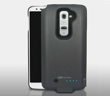 Mugen Power Extended Battery Pack 2800mAh For LG Optimus G2 D801 D802 AT&T Grey