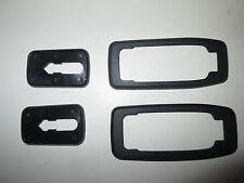PORSCHE 924 924S 944  DOOR HANDLE GASKETS NEW AND GENUINE PORSCHE FIT ALL 80-91