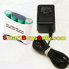 X-Rite Power Supply and NiMH Battery Pack for Xrite 500 504 508 518 520 528 530,
