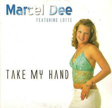 MARCEL DEE ft LOTTE - take my hand CDS!! 3TR eurodance