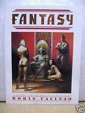 Boris Vallejo: Fantasy Portfolio (signed & numbered) (USA)