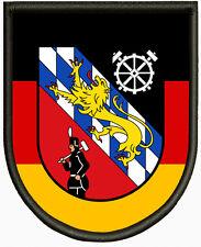 Wappen von Sankt Ingbert Aufnäher, Pin, Aufbügler