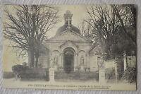 """CPA """" VERDELAIS - Le Calvaire - Chapelle de la Sainte Agonie"""
