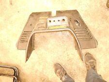 1993 Arctic Cat 580 EXT Z sled parts: LOUVERED SHROUD