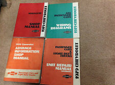 1979 Chevrolet CHEVY CORVETTE Service Repair Shop Manual Set W EWD + Advance BK