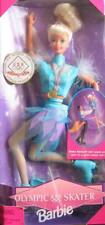 Barbie Mattel Olympic Figure Skater Barbie USA 18501 Tara Lipinski 1997 NIB