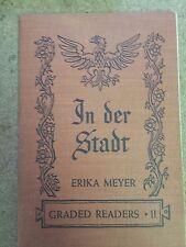 Genialische Jugend by Erika Meyer Graded Readers II (Paperback) 1949