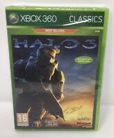Halo 3 (Xbox 360, 2007) Classics Brand New